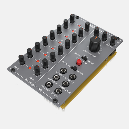 SYSTEM 100 182 SEQUENCER