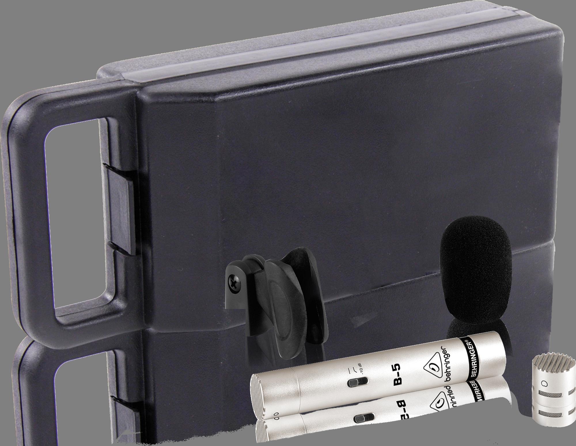 Micro Behringer B5 - Condenser Micro Single Small Diaphragm | HayAudio.com