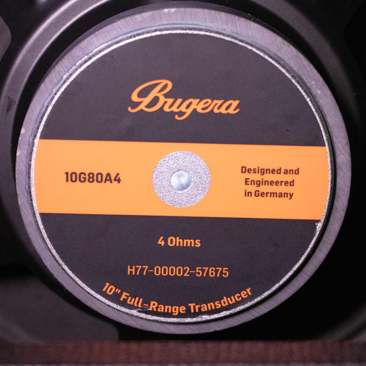 Custom Speaker