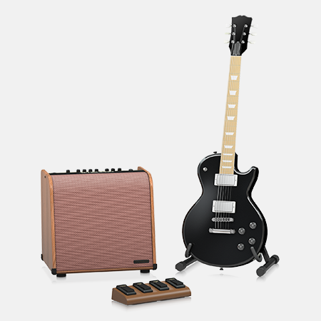 Foldable and Lightweight A-frame Guitar Stand
