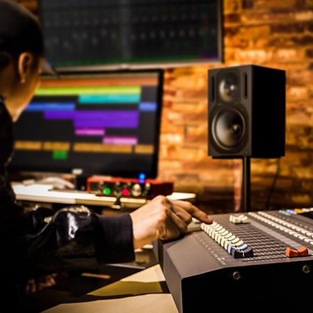 Professional Studio Monitor Speaker Stand