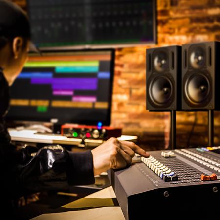 Professional Studio Monitor Speaker Stands