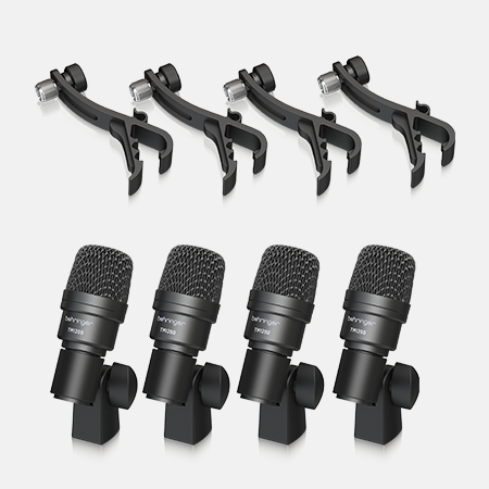 Tom/Snare Microphones