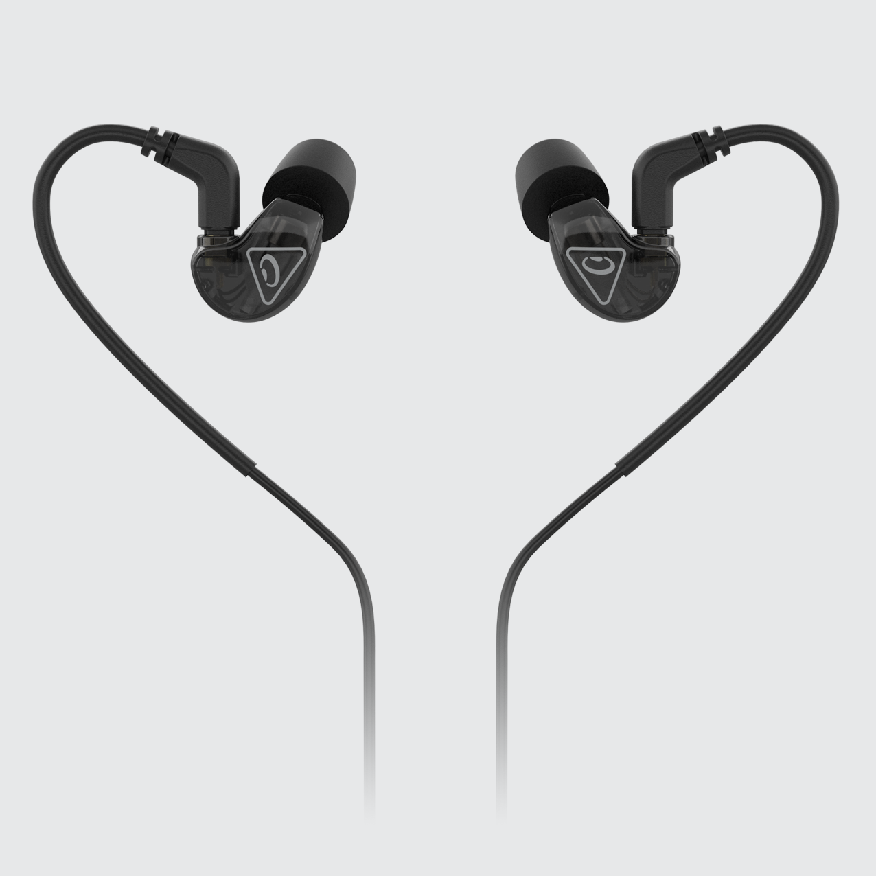 Compatible with Behringer In-Ear Monitors*