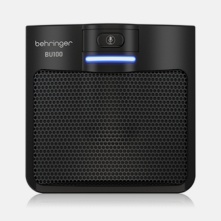 BU100 – Studio-Grade USB Boundary Microphone