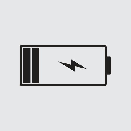 Ultra-Long Battery Backup