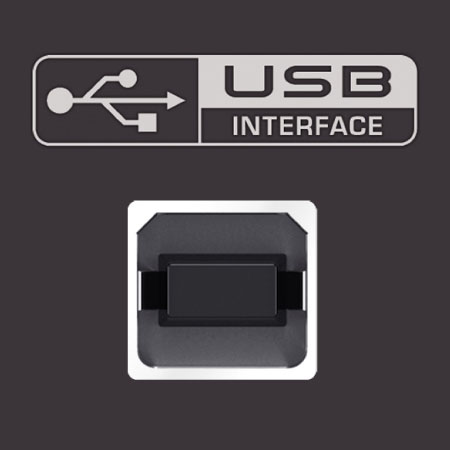 USB/MIDI Audio Interface