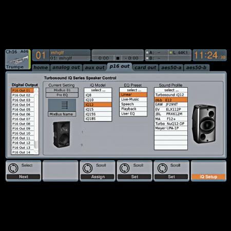 """Acoustic Integration"" – the Live Sound Revolution"