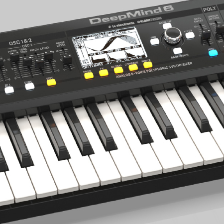 Ultra-Expressive Keyboard