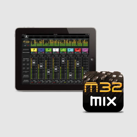 M32 MIX (iPad)