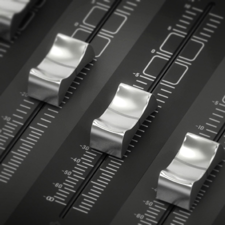 Faders that Dance with Your Music