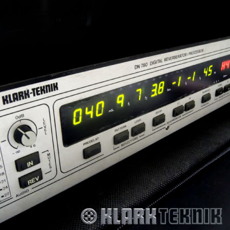KLARK TEKNIK - The Reverb that Made History