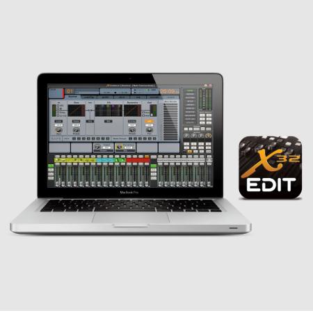 X32-Edit (PC, Mac, Linux)
