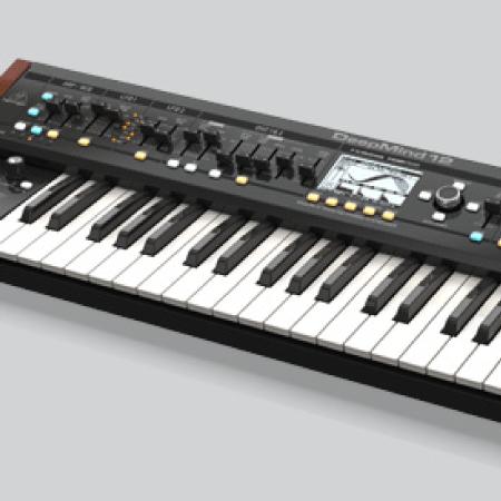 BEHRINGER Deep Mind 12 Keyboard Abdeckung von Viktory