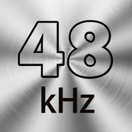 48 kHz Precision