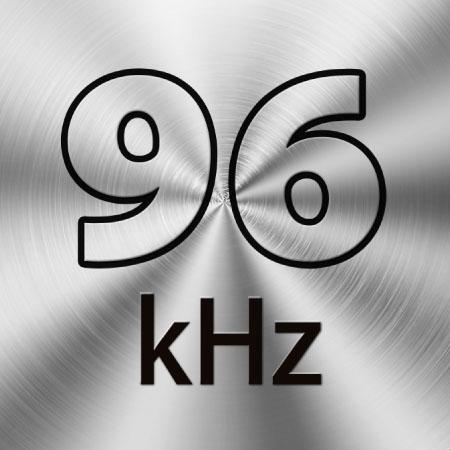 96 kHz Precision