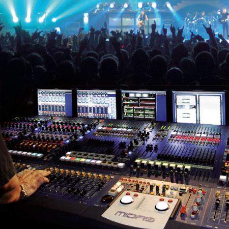 MIDAS - The Legend in Sound Quality