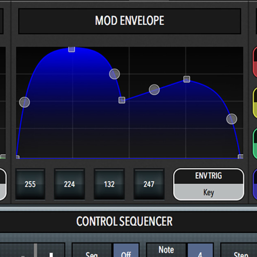 32-Step Control Sequencer