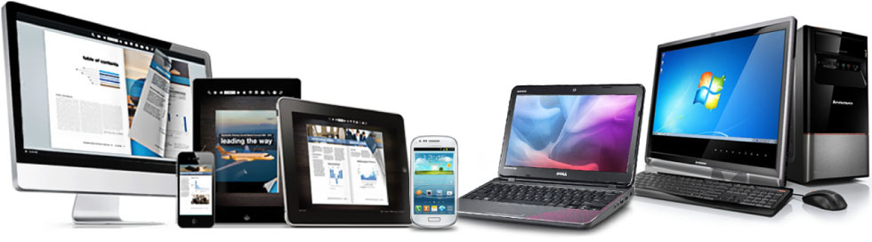 Dedicated Apps and Software – All Platforms Covered