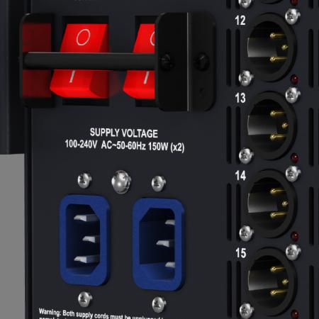 Dual Redundant Universal Switch-Mode Power Supplies