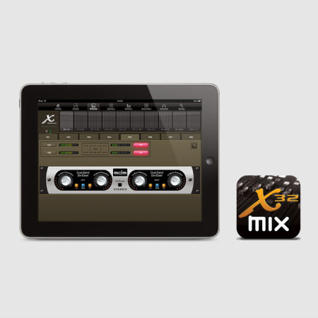 X32-Mix for iPad