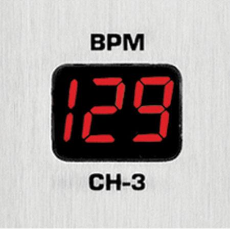 Dual Auto BPM Counters