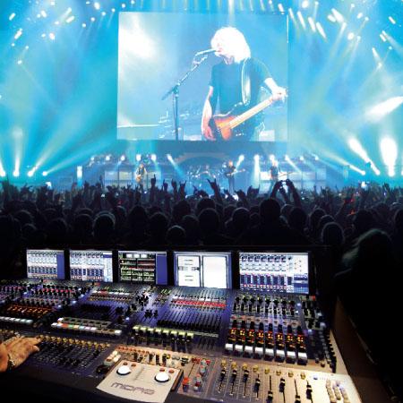 Live Performance and Studio Recording