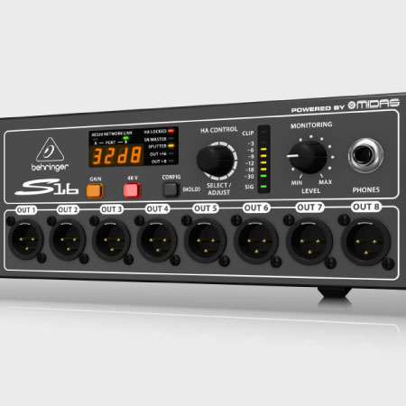 Remotely Controllable Preamps Make Setup a Breeze