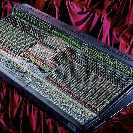 MIDAS – The Legend in Sound Quality
