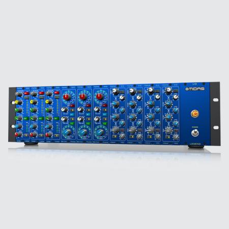 10 Modules – Just 3U