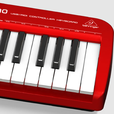 Velocity-Sensitive Keys