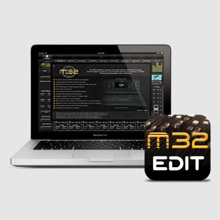 M32-EDIT (PC, Mac, Linux)