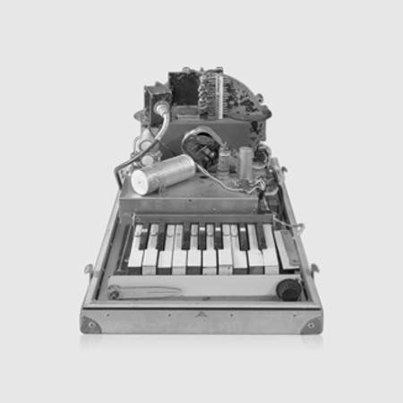 First Drum Machine – The Rhythmicon