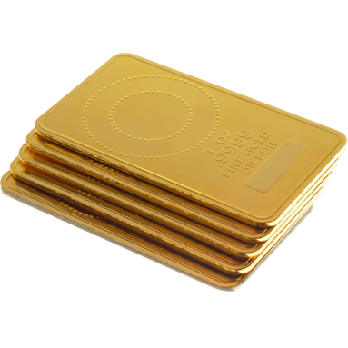 Large Gold Plated Diaphragm