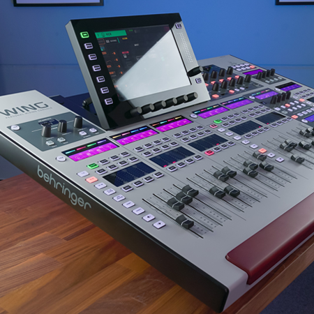The Personal Mixing Console