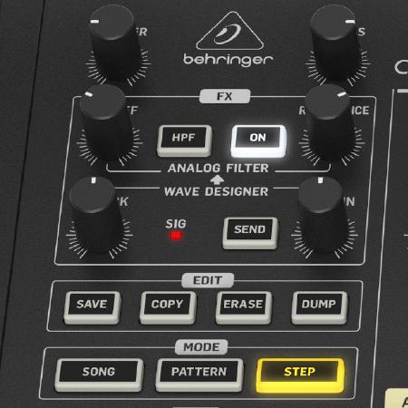 Wave Designer & Dual-Mode Filter