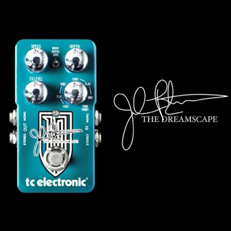 เอฟเฟคกีต้าร์ไฟฟ้า TC Electronic The Dreamscape
