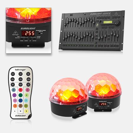4 Different Controls