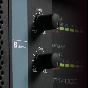 Built to Handle Extreme Low-Frequency Loads Effortlessly...