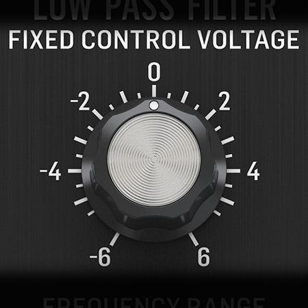Fixed Control Voltage