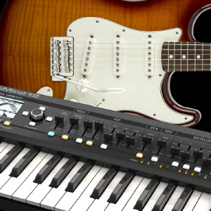 Guitar to Synth Transformed