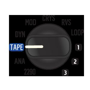 เอฟเฟคกีต้าร์ไฟฟ้า เสียงดีเลย์ TC Electronic FLASHBACK 2 DELAY