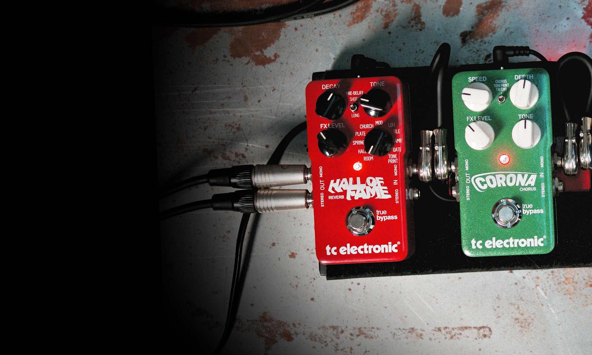 No Compromise Guitar FX & Amp Tones
