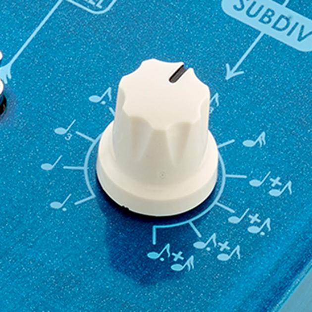 เอฟเฟคกีต้าร์ไฟฟ้า เสียงดีเลย์ TC Electronic Flashback Triple Delay