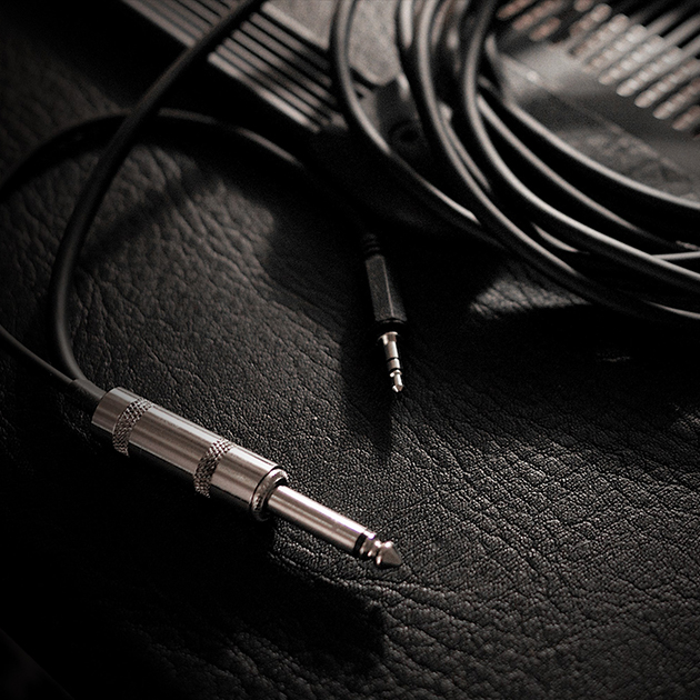 Guitar & Headphone Cable