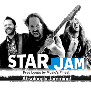 StarJam - Jamming With Rock Royalty