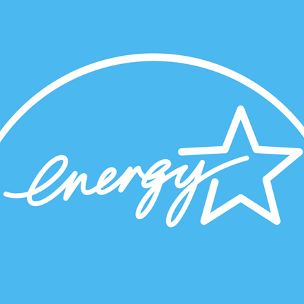 Energy Star* Certified