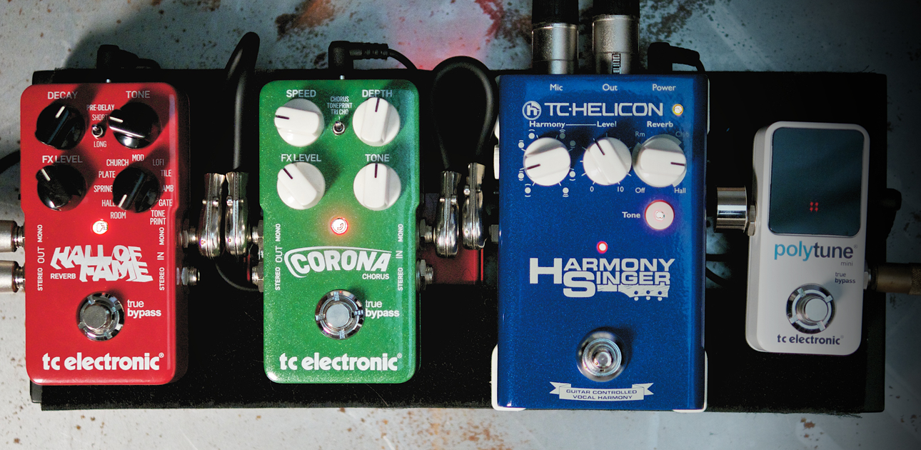 Harmony Follows Automatically