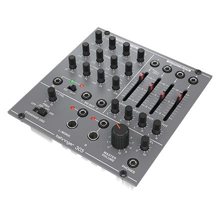 SYSTEM 100 305 EQ/MIXER/OUTPUT