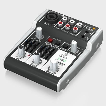 XENYX 302USB Mixer
